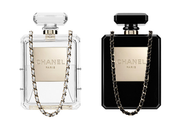 Chanel No.5 Bottle Bag