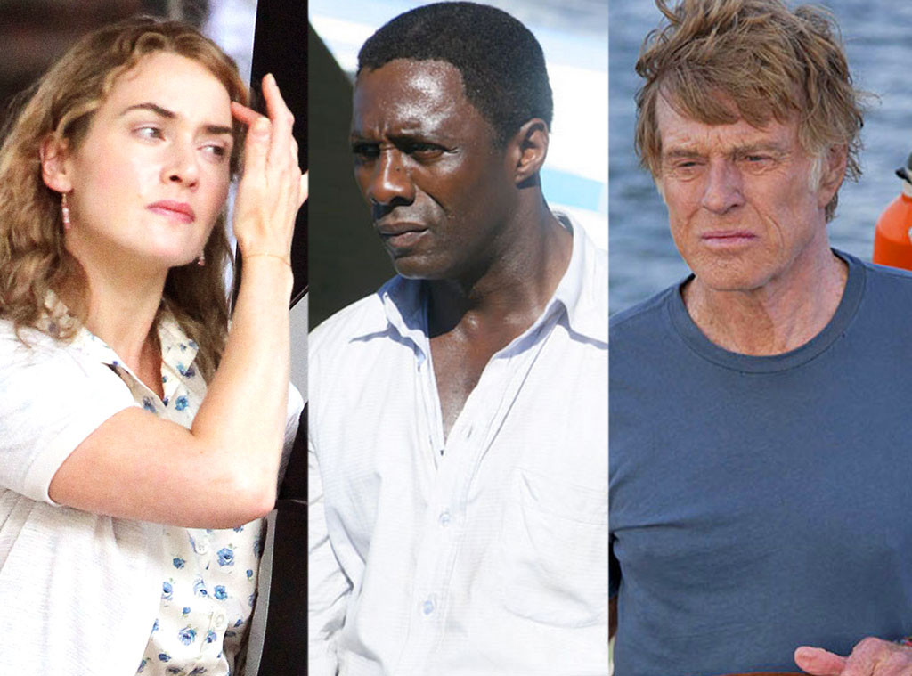 Oscar Snubs, 2014, Robert Redford, Kate Winslet, Idris Elba