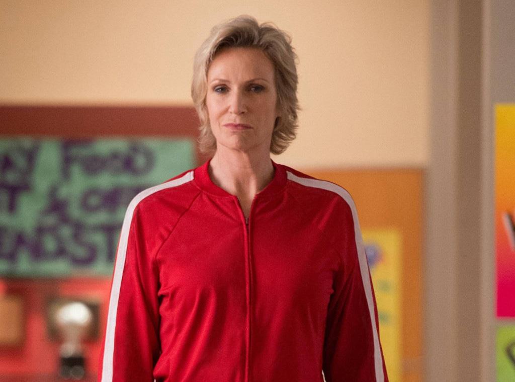Jane Lynch, Glee