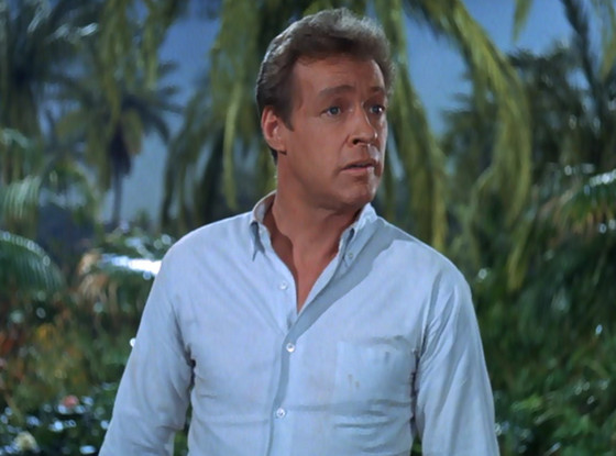 Image result for russell johnson as the professor