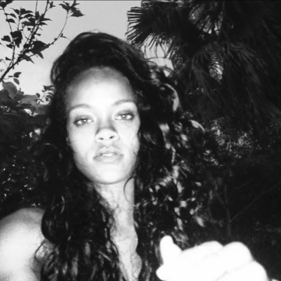 Rihanna no Brasil