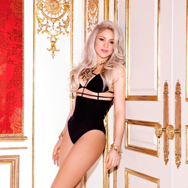 Shakira, Press photo