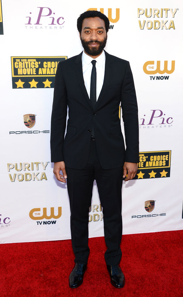Chiwetel Ejiofor, Critics' Choice Movie Awards