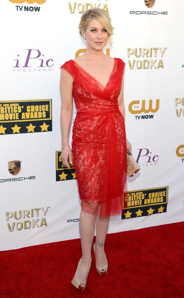 Christina Applegate, Critics' Choice Movie Awards