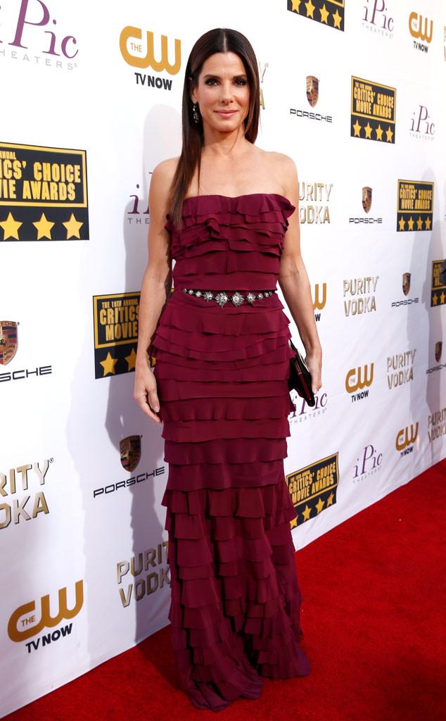 Sandra Bullock, Critics' Choice Movie Awards
