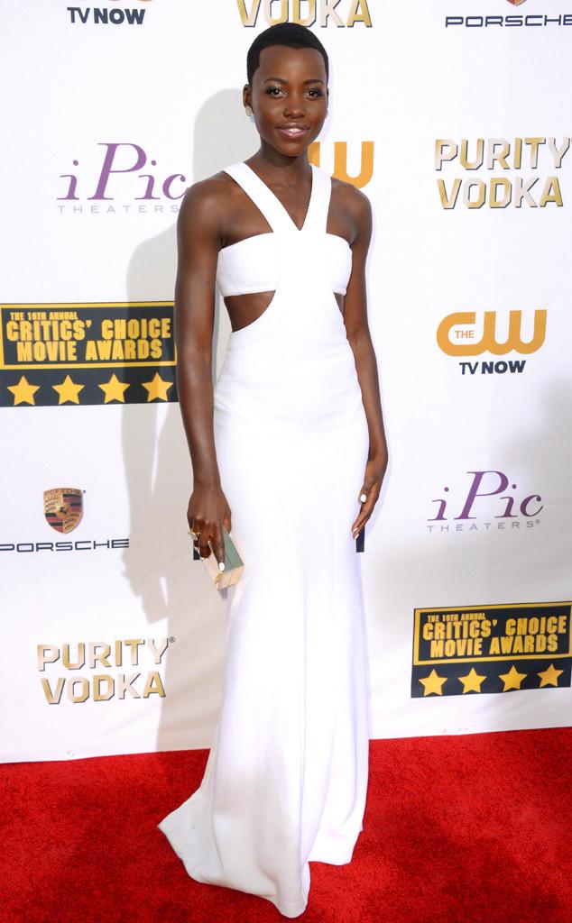 Lupita Nyong'o, Critics' Choice Movie Awards