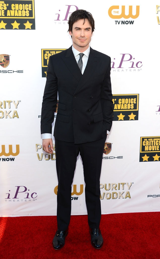 Ian Somerhalder, Critics' Choice Movie Awards