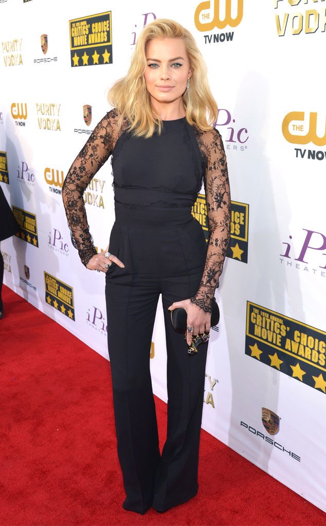 Margot Robbie, Critics' Choice Movie Awards