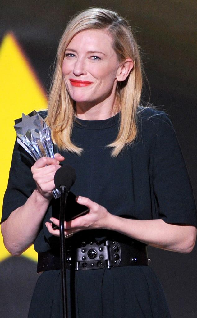 Cate Blanchett, Critics' Choice Movie Awards