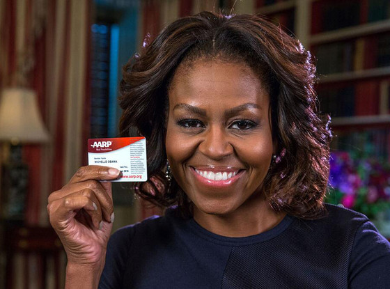 Michelle Obama, 50th Birthday