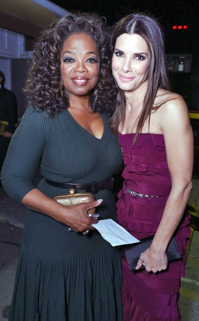 Oprah Winfrey, Sandra Bullock