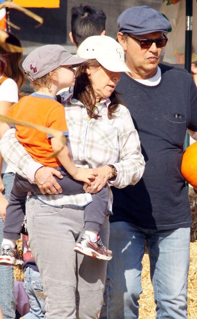Billy Crystal, Janice, Grandson