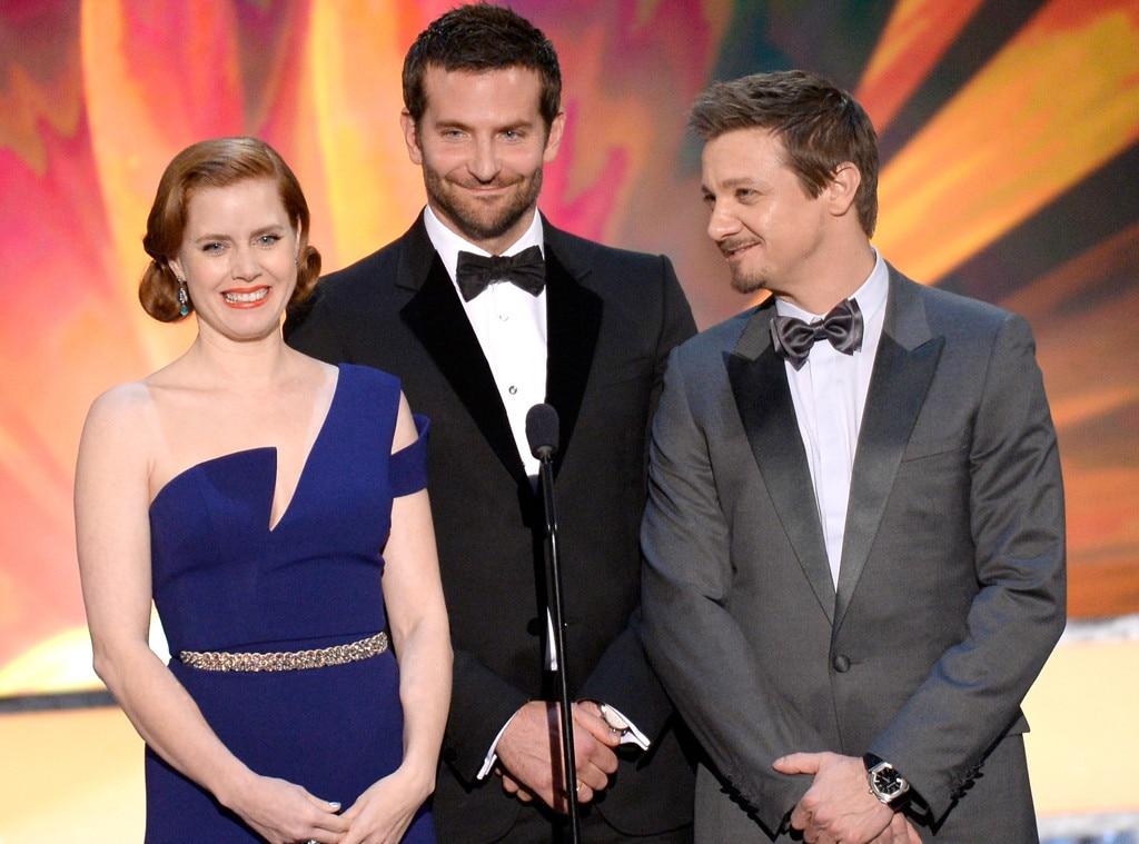 Amy Adams, Bradley Cooper, Jeremy Renner, SAG Awards
