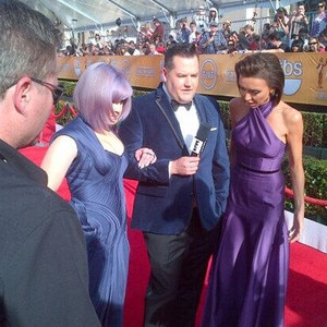 Kelly Osbourne, Ross Mathews, Giuliana Rancic