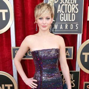 Jennifer Lawrence, SAG Awards
