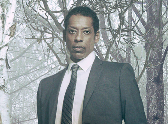 Cptn. Frank Irving, Orlando Jones, Sleepy Hollow
