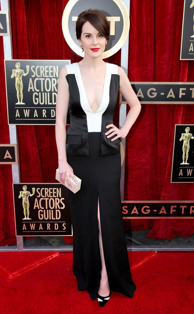 Michelle Dockery, SAG Awards