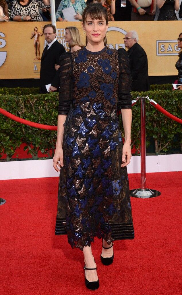 Amanda Peet, SAG Awards
