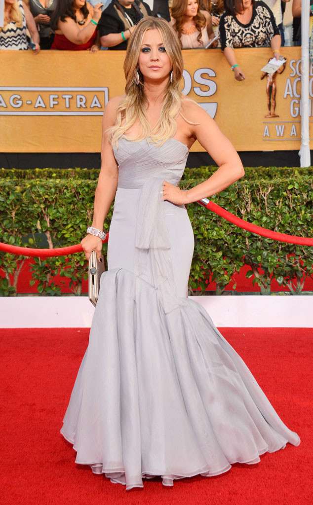Kaley Cuoco, SAG Awards