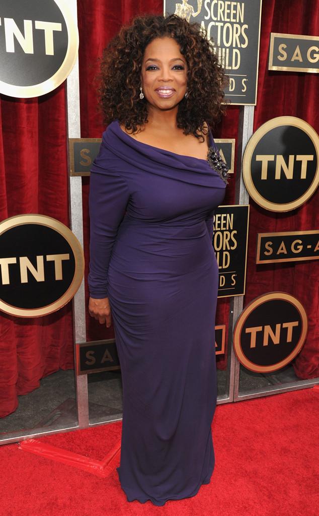 Oprah Winfrey, SAG Awards