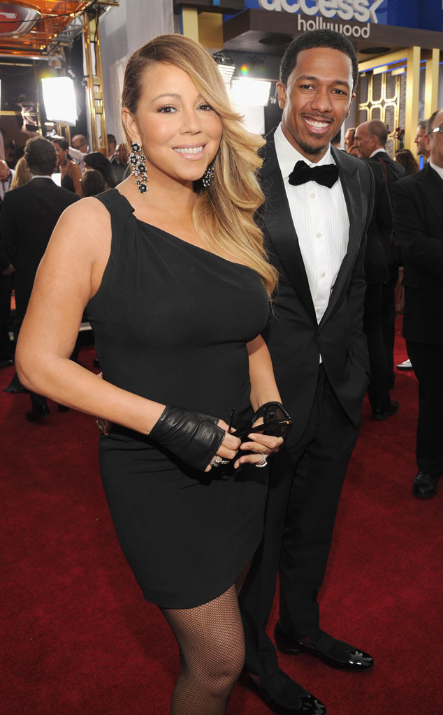 Mariah Carey Nick Cannon Sag Awards