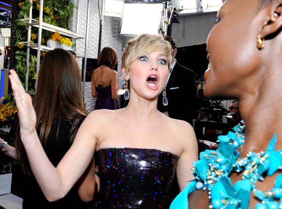 Jennifer Lawrence, Funny Faces