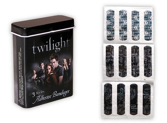 Twilight Bandaids