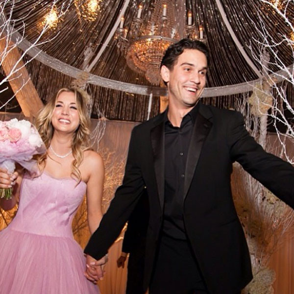 Kaley Cuoco, Ryan Sweeting, Wedding