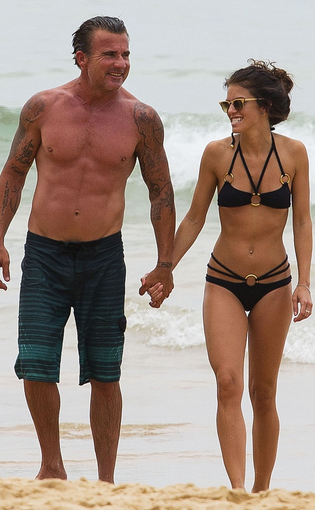 Dominic Purcell, Annalynne McCord