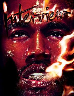 Kanye West, Interview Magazine