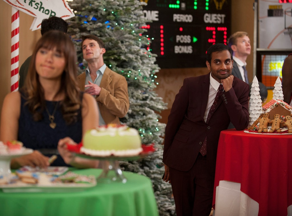 Parks And Rec Christmas Episodes.Photo 348536 From Parks And Rec Rashida Jones And Rob