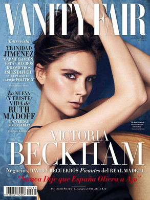 Victoria Beckham, Vanity Fair Spain