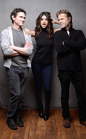Billy Crudup, Selena Gomez, William H. Macy