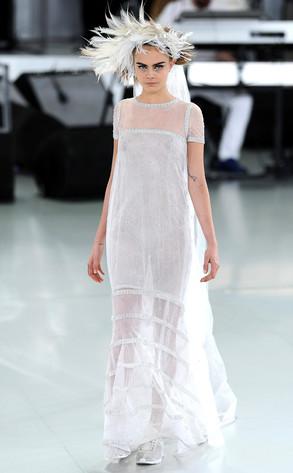 Cara Delevingne, Paris Fashion Week
