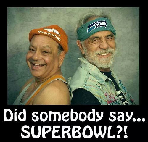 Super Bowl Meme