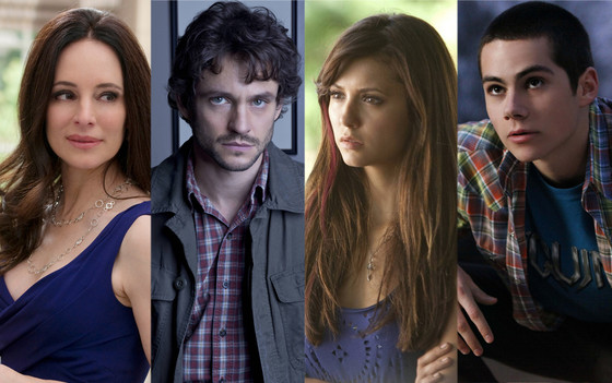Spoiler Chat: Revenge, Hannibal, The Vampire Diaries, Teen Wolf