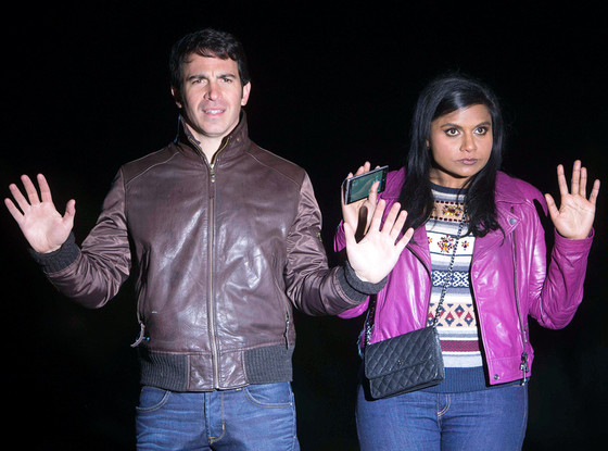 The Mindy Project, Chris Messina, Mindy Kaling