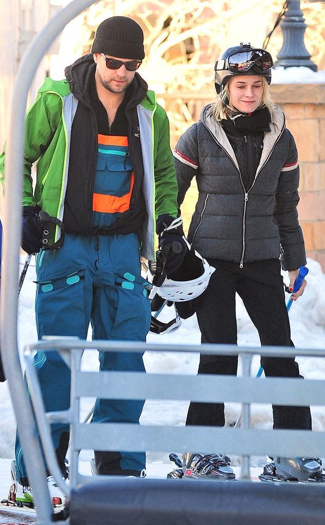 Diane Kruger, Joshua Jackson, Sundance