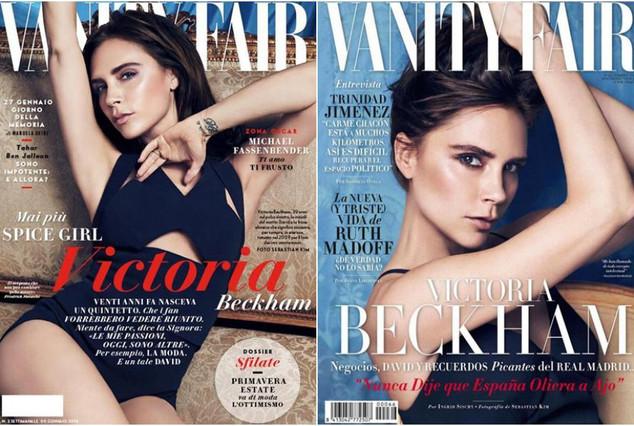 Victoria Beckham Vanity Fair