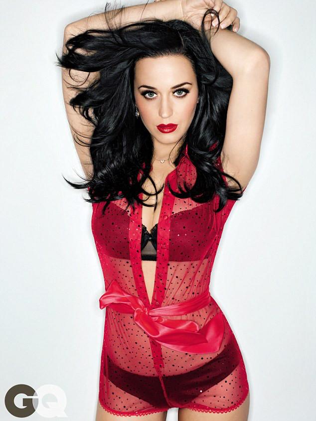 Katy Perry revista GQ