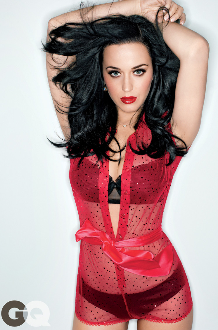 Katy Perry, GQ Magazine