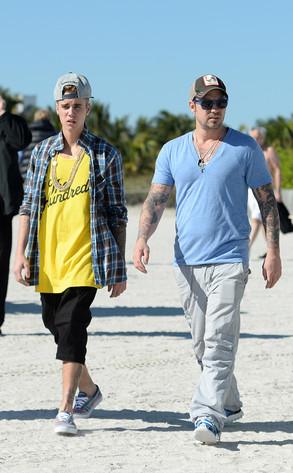 Justin Bieber, Jeremy Bieber