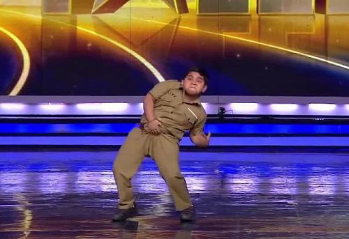 India's Got Talent, Akshat Singh