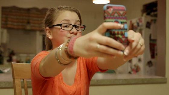 Selfie, Dove