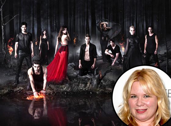 The Vampire Diaries, Julie Plec