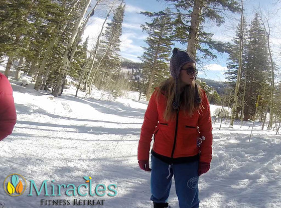 Amanda Bynes, Miracles Fitness Retreat