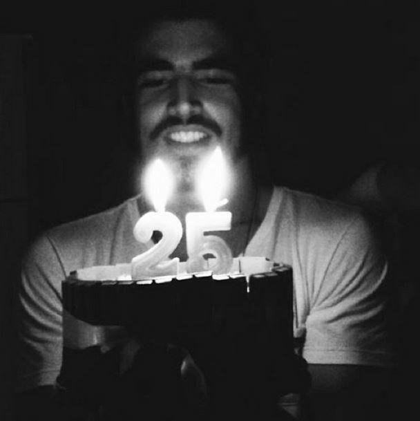 Caio Castro aniversário foto Instagram