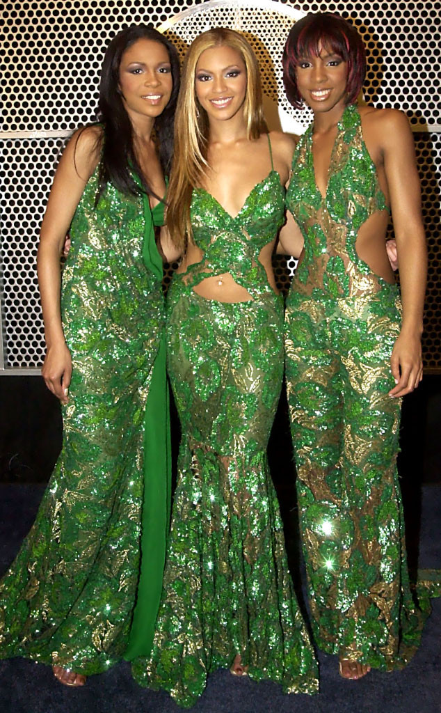 Destiny's Child, Grammys