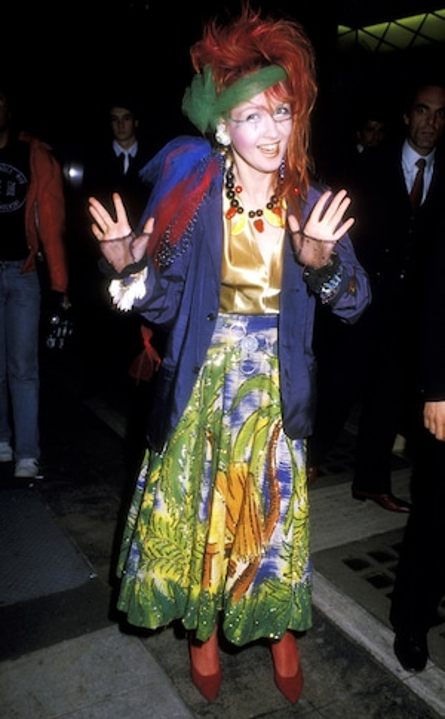 Cyndi Lauper, Grammys