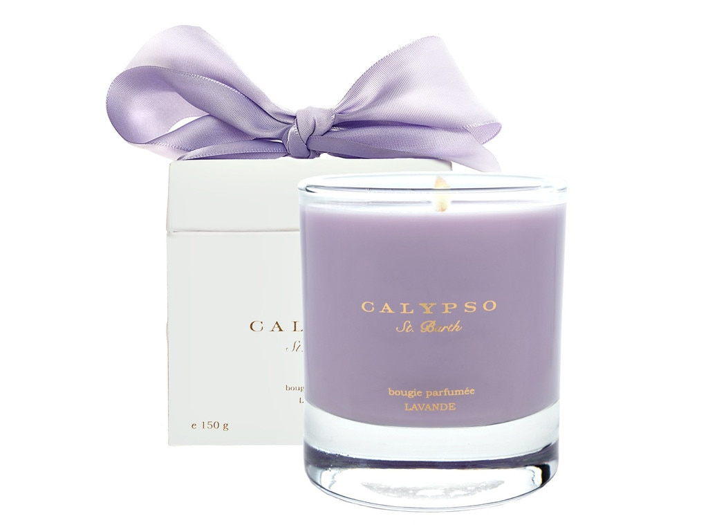 Editor Obsessions, Calypso Lavender Candle